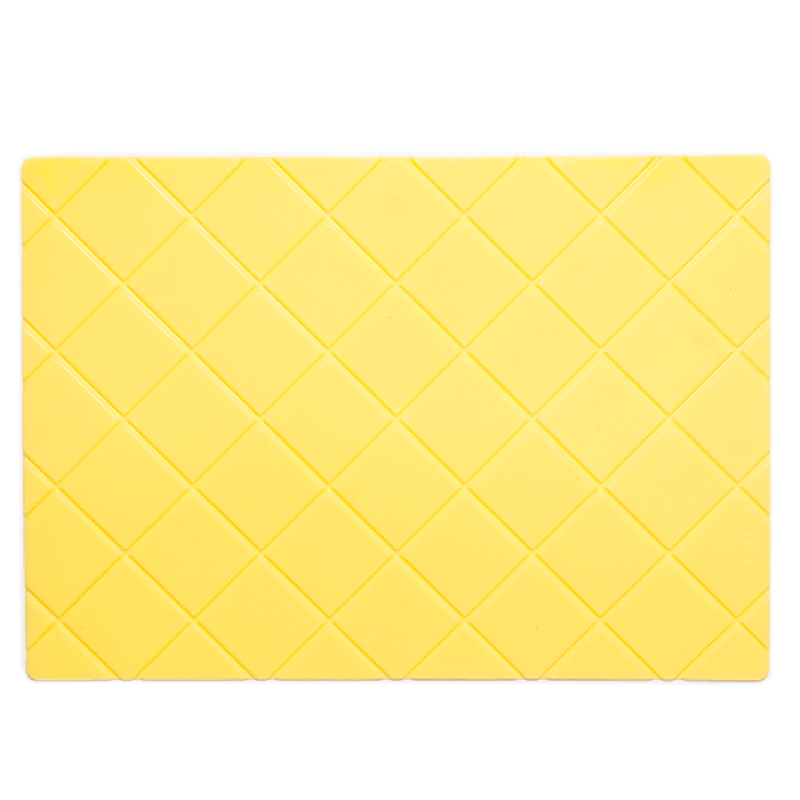 Silicone Quilted Fondant Imprint Mat