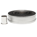 Plain Round Cutter Stainless Steel Set Of 12