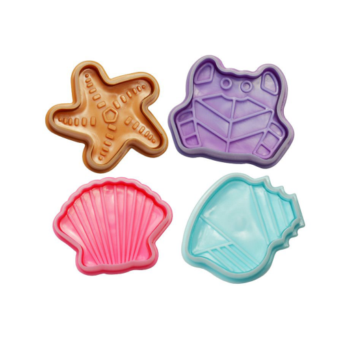 Sea Animals Fondant and Pie Cutter