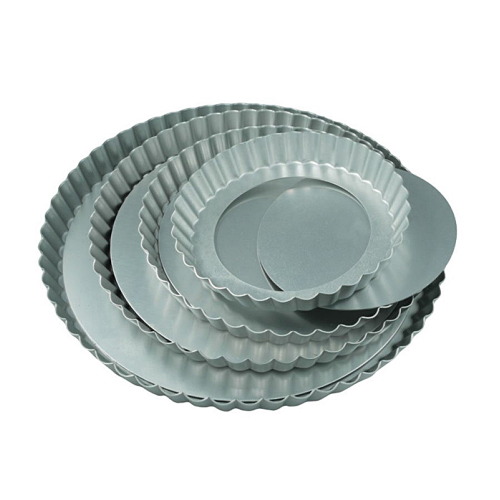 Tart Pan With Removeable Bottom