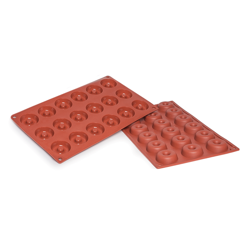 Savarin Silicone Baking Mould 18-Cavity 17,7 ML