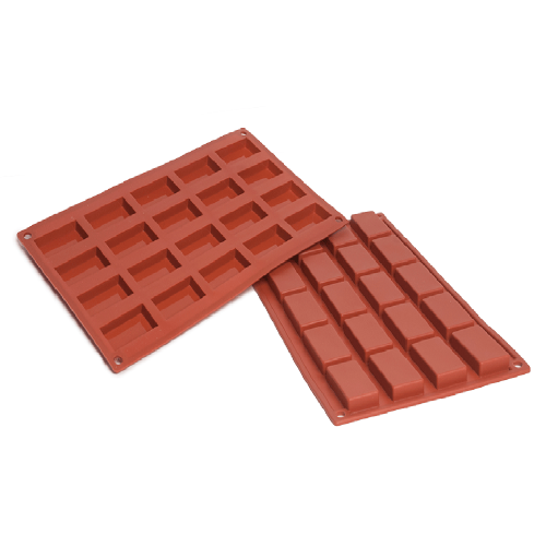 Financier Silicone Baking Mould 20-Cavity 20ML
