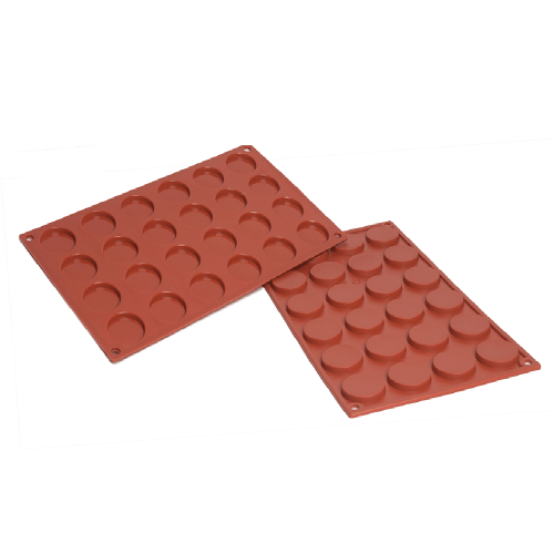 Florentine Silicone Baking Mould 24-Cavity 10ML