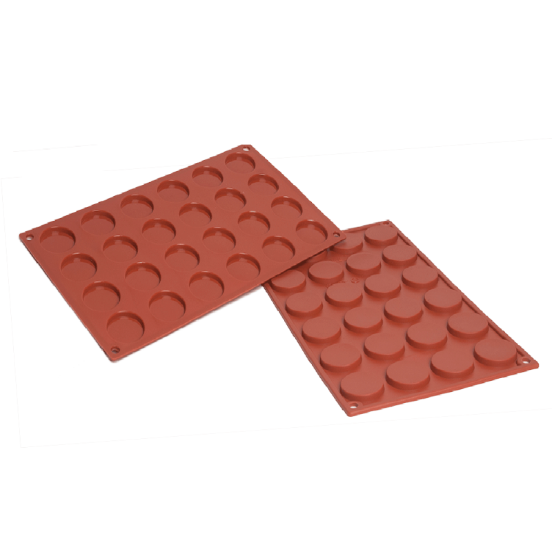 Florentine Silicone Baking Mould 24-Cavity 10 ml