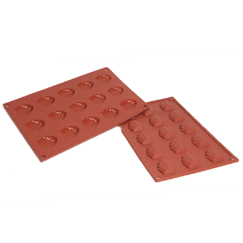 Madeline Silicone Baking Mould 15-Cavity 10ML