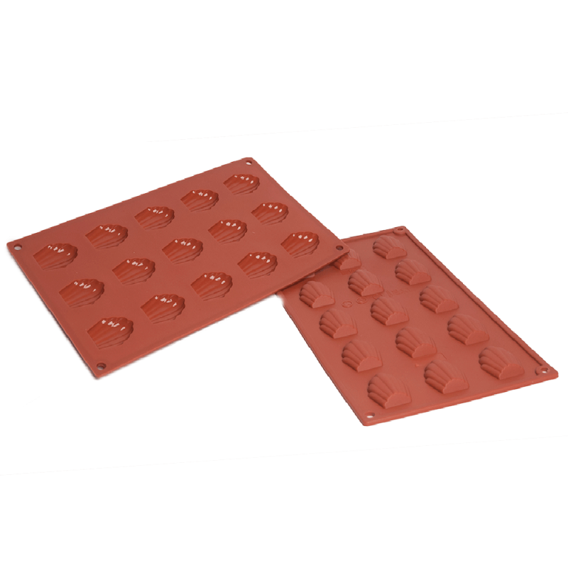 Madeline Silicone Baking Mould 15-Cavity 10 ml