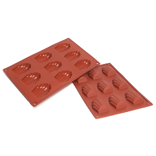 Madeline Silicone Baking Mould 9-Cavity 30ML