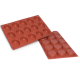 Flan Silicone Baking Mould 15-Cavity 30ML