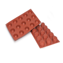 Narcissus Silicone Baking Mould 15-Cavity 24ML