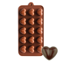 Heart Silicone Chocolate Mould