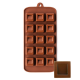 Dimpled Square Silicone Chocloate Mould 15-Cavity