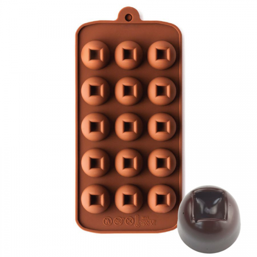 Imperial Silicone Chocolate Mould 15-Cavity