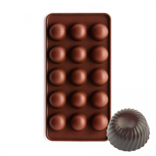 Bon Bon Silicone Chocolate Mould