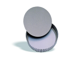 Round Tart Mould With Fluted Edges and Loose Bottom