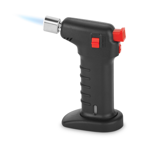 Pastry Torch By Gas. Standar Flame Normal