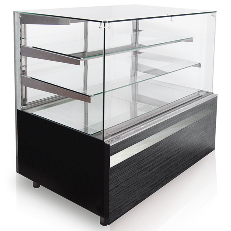Cube Refrigerated Display Case Refrigerated Bakery