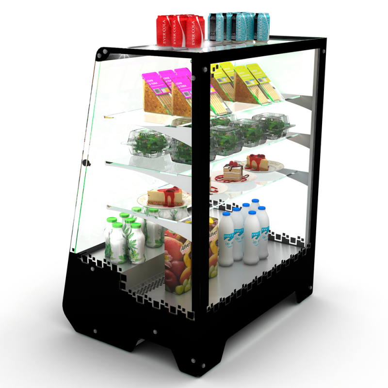 countertops chiller buy case display polar withfood countertop refrigerated merchandiser ltr