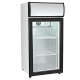 Commercial Glass Door Countertop Fridge