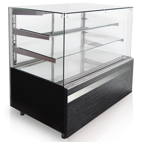 CUBE Non Refrigerated Display Case