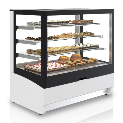 INNOVA Non Refrigerated Display Case