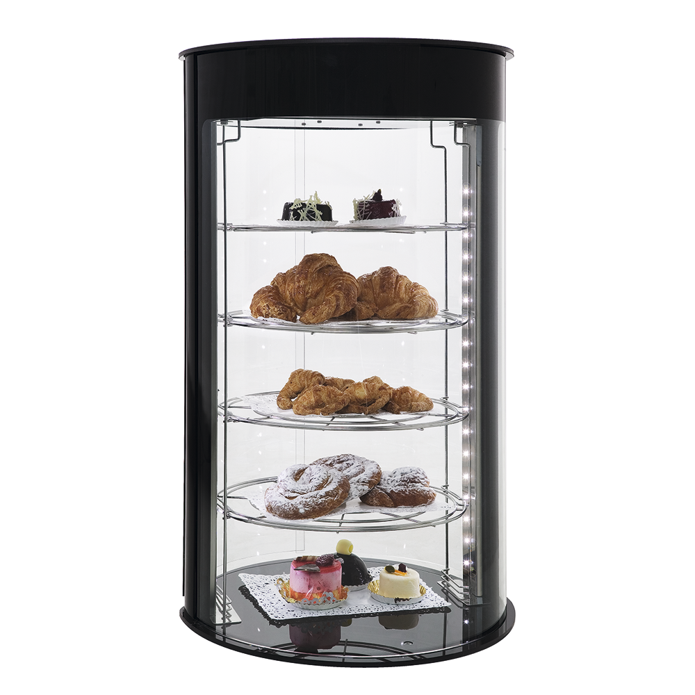 Dolce Non Refrigerated Countertop Display Case