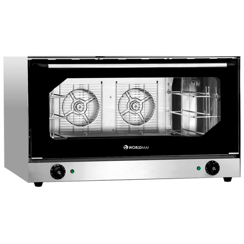 Electric Convection Oven 3 Trays 60x40 Commercial