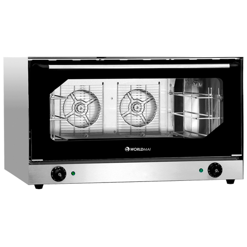 Electric Commercial Convection Oven 3 Trays 60x40