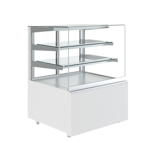 CUBE 2P Refrigerated Display Case