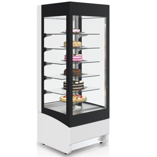 Vertical Refrigerated Bakery Display Case