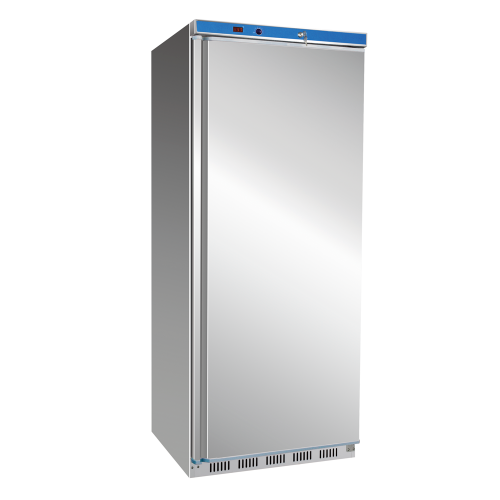 Commercial Upright Stainless Steel Freezer 600