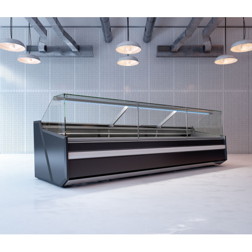 LUZON Refrigerated Display Case