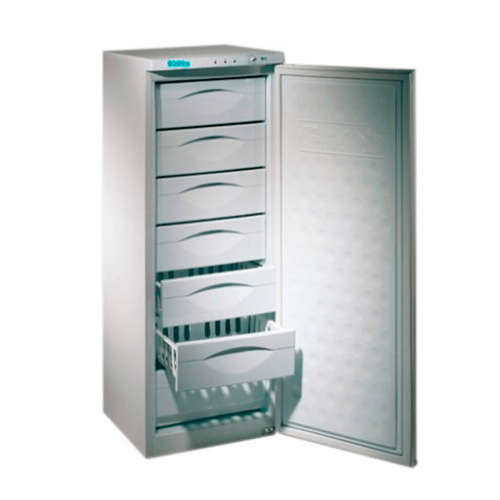 Vertical Freezer 7 Drawers