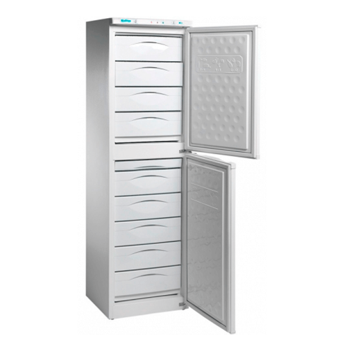 Vertical Freezer 9 Drawers