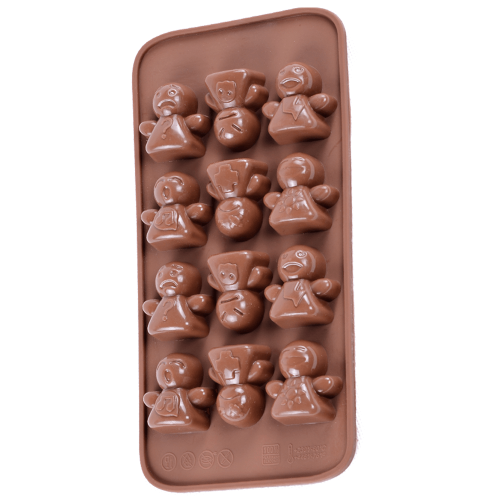 Silicone Chocolate Mould Doll