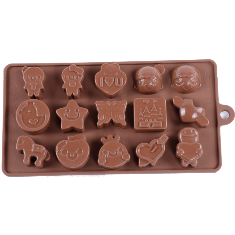 Silicone Chocolate Mould Valentine S Day Chocolate Moulds Cake