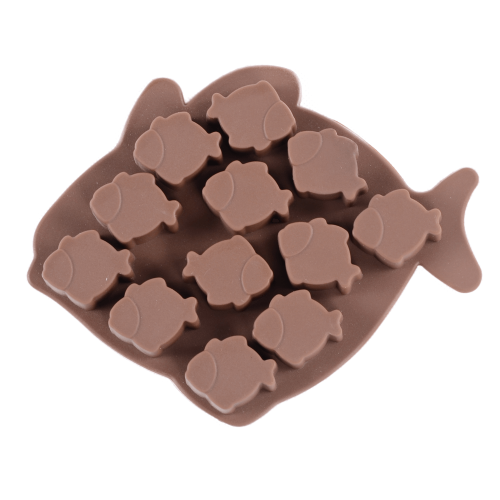 Silicone Chocolate Mould Fish