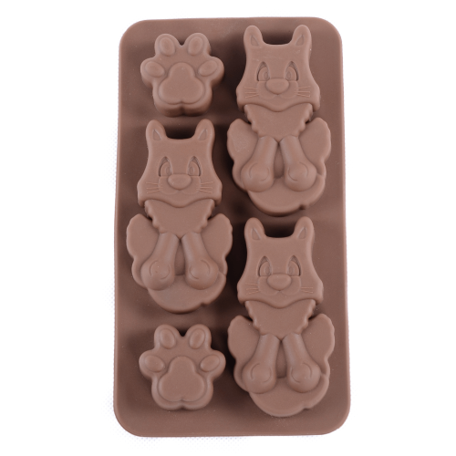 Silicone Chocolate Mould Dog