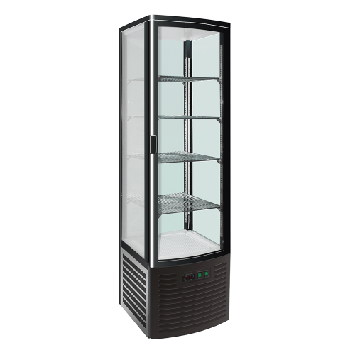 Refrigerated cake display cabinet