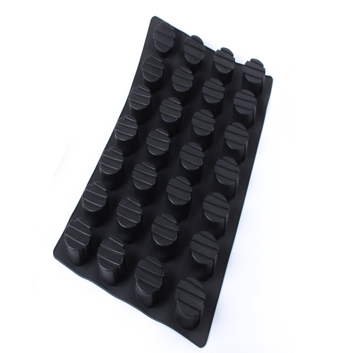 Silicone Mould Razor 28-Cavity