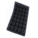 Silicone Mould Mini Gugelhuph 35-Cavity