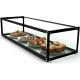 Glass Non Refrigerated Rectangular Small Display Cabinet EP20