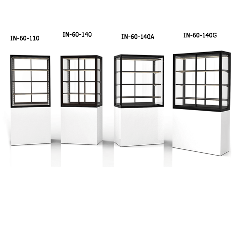 Refrigerated Display Case INTEGRA With Base 60