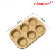 Nonstick 6 Cup Muffin Pan