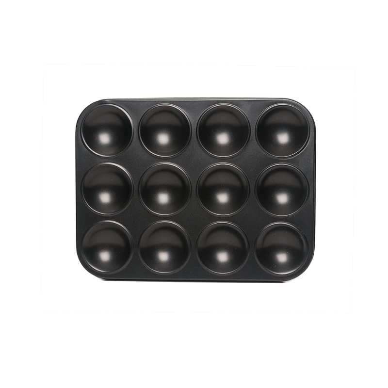 12 Cavity Orb Cakes Mini Cake Pan