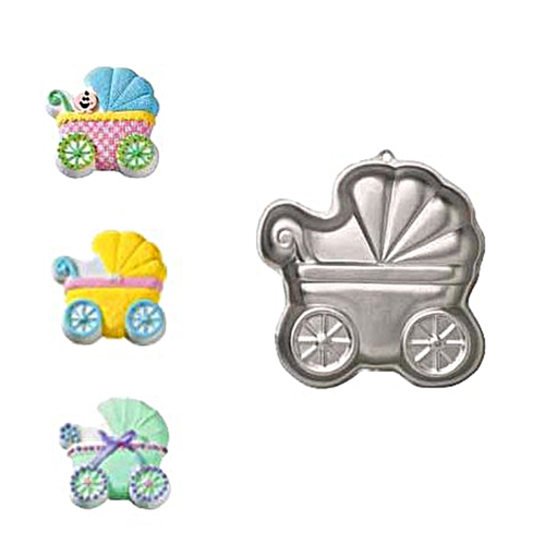 Baby Buggy Pan