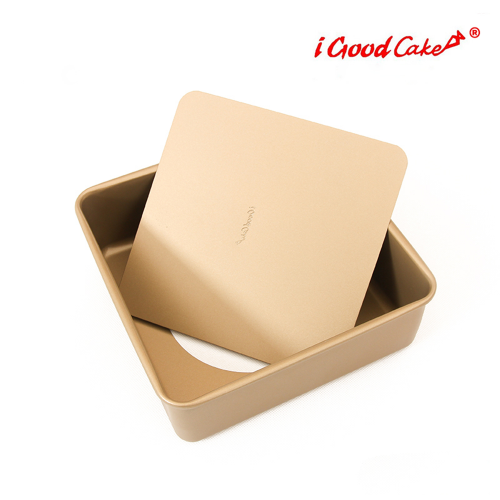 Nonstick Square Cake Pans Square Cake Pans With Removable Bottom
