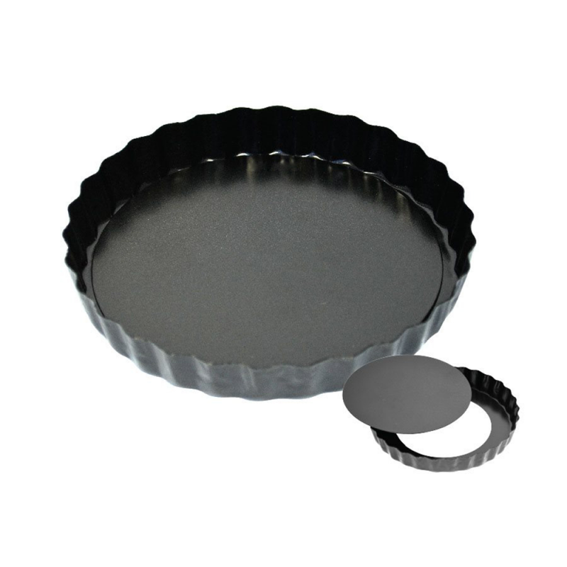 Nonstick Mini Tart Pan With Removable Bottom