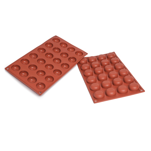 Pomponette Silicone Baking Mould 24-Cavity 17,7ML