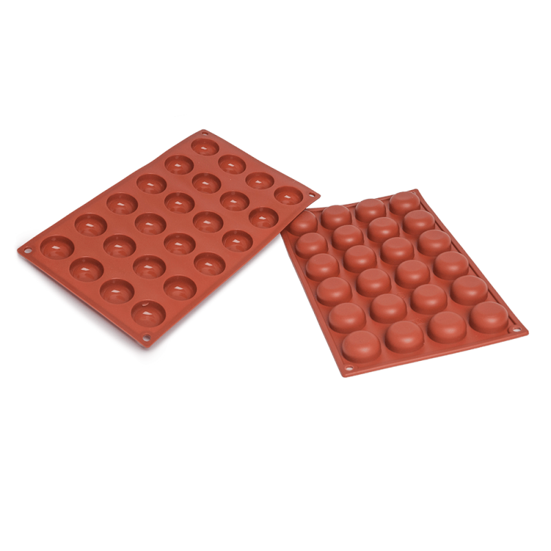 Pomponette Silicone Baking Mould 24-Cavity 17,7 ml