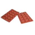 Tartlet Silicone Baking Mould 15-Cavity 26,6ML